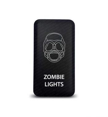 CH4x4 Toyota Push Switch Zombie Lights Symbol 9