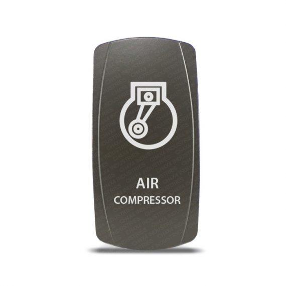CH4x4 Gray Series Rocker Switch Air Compressor Symbol 3