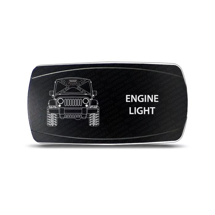 ch4x4 rocker switch jeep wrangler jk engine light symbol horizontal rh ch4x4 com