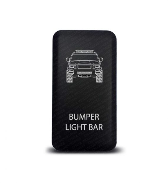 CH4x4 Toyota Push Switch FJ Cruiser Bumper Light Bar Symbol