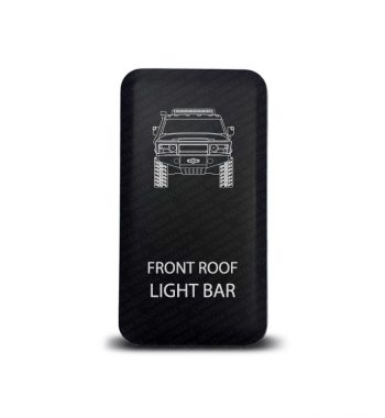 CH4x4 Toyota Push Switch FJ Cruiser Front Roof Light Bar Symbol