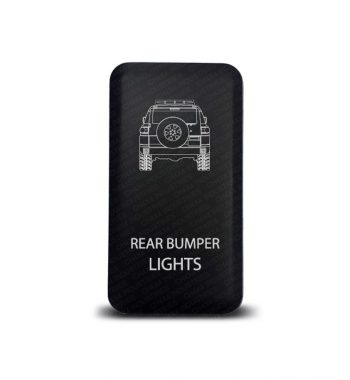CH4x4 Toyota Push Switch FJ Cruiser Rear Bumper Lights Symbol