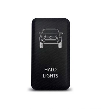 CH4x4 Toyota Push Switch Tacoma 3rd Gen Halo lights Symbol