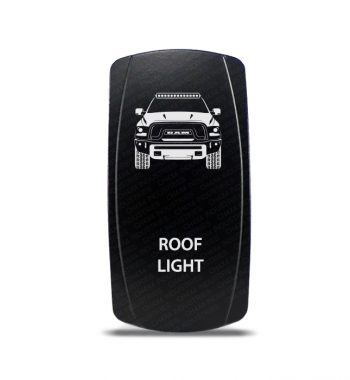 CH4x4 Rocker Switch Dodge Ram Roof Light Symbol