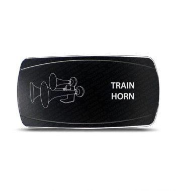 CH4x4 Rocker Switch Train Horn Symbol - Horizontal