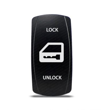 CH4x4 Rocker Switch Door Lock Symbol