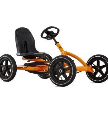 Buddy Orange Pedal Go Kart