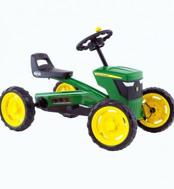 Buzzy John Deere Pedal Go Kart