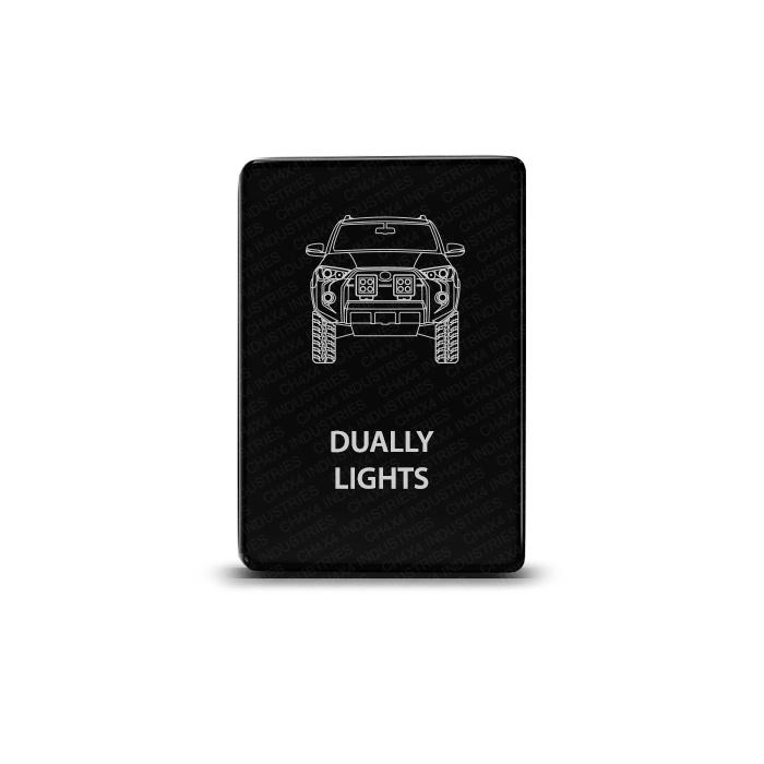 CH4x4 Toyota Small Push Switch 4Runner Dually Lights Symbol