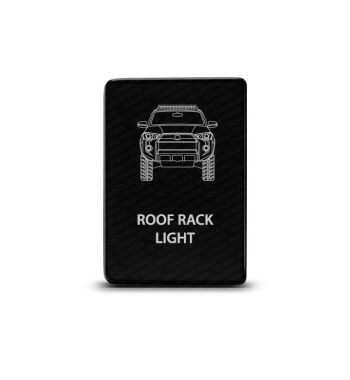 CH4x4 Toyota Small Push Switch 4Runner Roof Rack Light Symbol