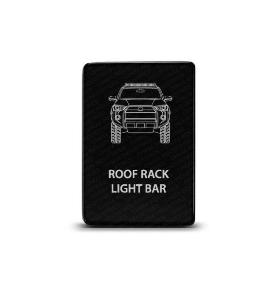 CH4x4 Toyota Small Push Switch 4Runner Roof Rack Light Bar Symbol