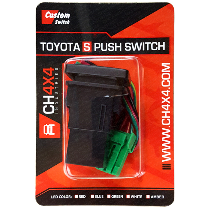 Toyota Small Push Switch Blister