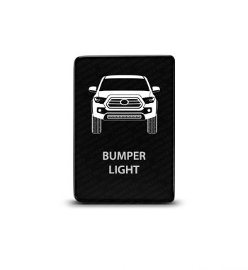 CH4x4 Toyota Small Push Switch Tacoma 3rd Gen Bumper Light Symbol