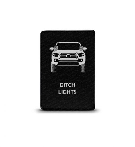 CH4x4 Toyota Small Push Switch Tacoma 3rd Gen Ditch Lights Symbol