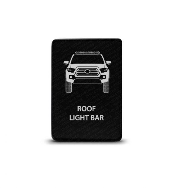 CH4x4 Toyota Small Push Switch Tacoma 3rd Gen Roof Light Bar Symbol