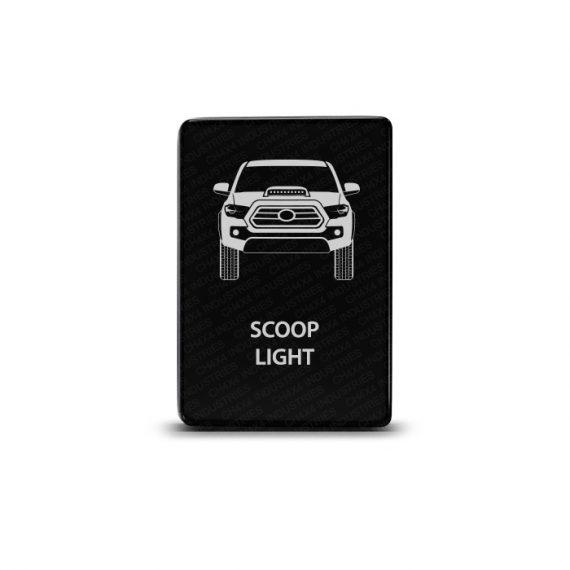 CH4x4 Toyota Small Push Switch Tacoma 3rd Gen Scoop Light Symbol