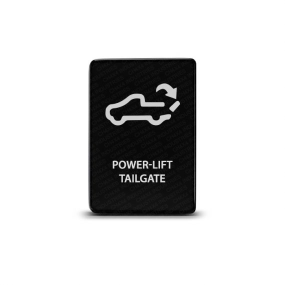 CH4x4 Toyota Small Push Switch Power-Lift Tailgate Symbol