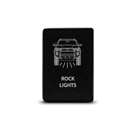 CH4x4 Toyota Small Push Switch 4Runner Rock Lights Symbol