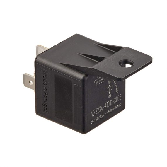 CH4X4 12V 20/30 Amp Relay with 5 Pin Harness