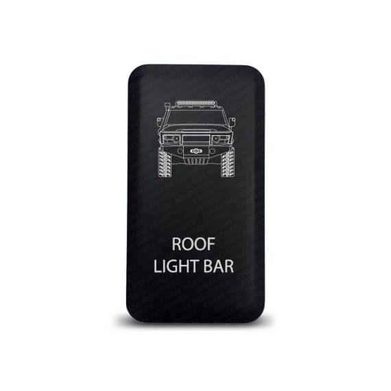CH4x4 Push Switch for Toyota FJ Cruiser - Roof Light Bar Symbol