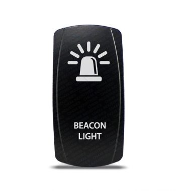 CH4x4 Rocker Switch Beacon Light Symbol