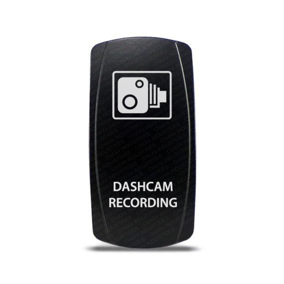 CH4x4 Rocker Switch Dashcam Recording Symbol
