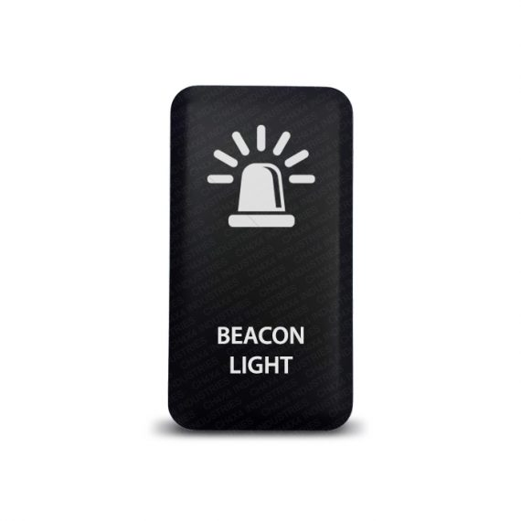 CH4x4 Toyota Push Switch Beacon Light Symbol