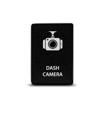 CH4x4 Toyota Small Push Switch Dash Camera Symbol 1