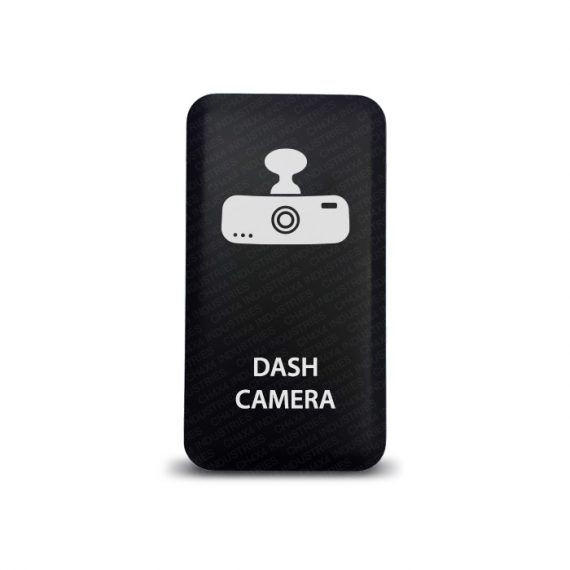 CH4x4 Toyota Push Switch Dash Camera Symbol 3