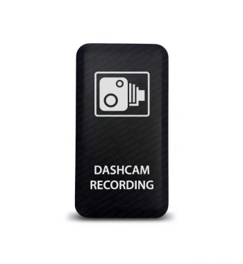 CH4x4 Toyota Push Switch Dashcam Recording Symbol