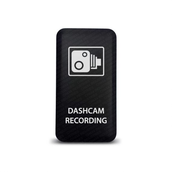 CH4x4 Toyota Push Switch Dashcam Recording Symbol