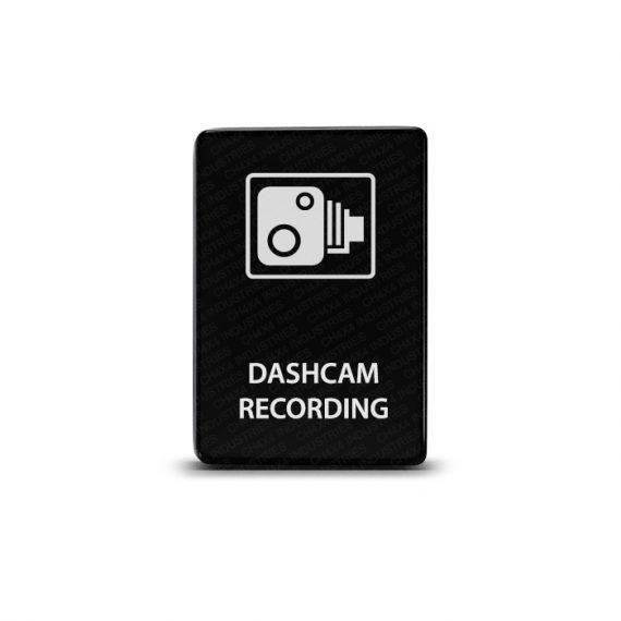 CH4x4 Toyota Small Push Switch Dashcam Recording Symbol
