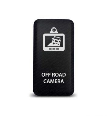 CH4x4 Toyota Push Switch Off Road Camera Symbol