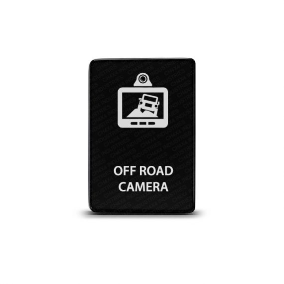 CH4x4 Toyota Small Push Switch Off Road Camera Symbol
