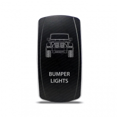 Rocker Switches - Vertical Jeep Series